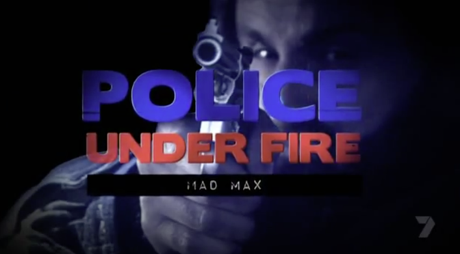 Police Under Fire