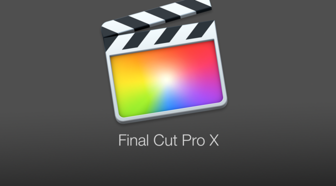 Making Final Cut Pro Great Again (for Pros)